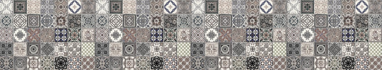 Décor ceramic tiles 517